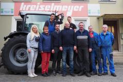 Kreiselmeyer Landtechnik e.K. Feuchtwangen Team Bild
